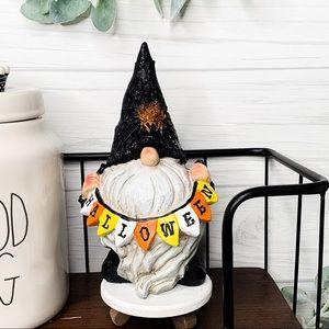 T.J.Maxx Accents - Farmhouse Halloween gnome tray fall decor